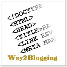 How to Display Scripts and Codes in Blogger Posts