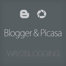 Editing Images in Picasa and Blogger